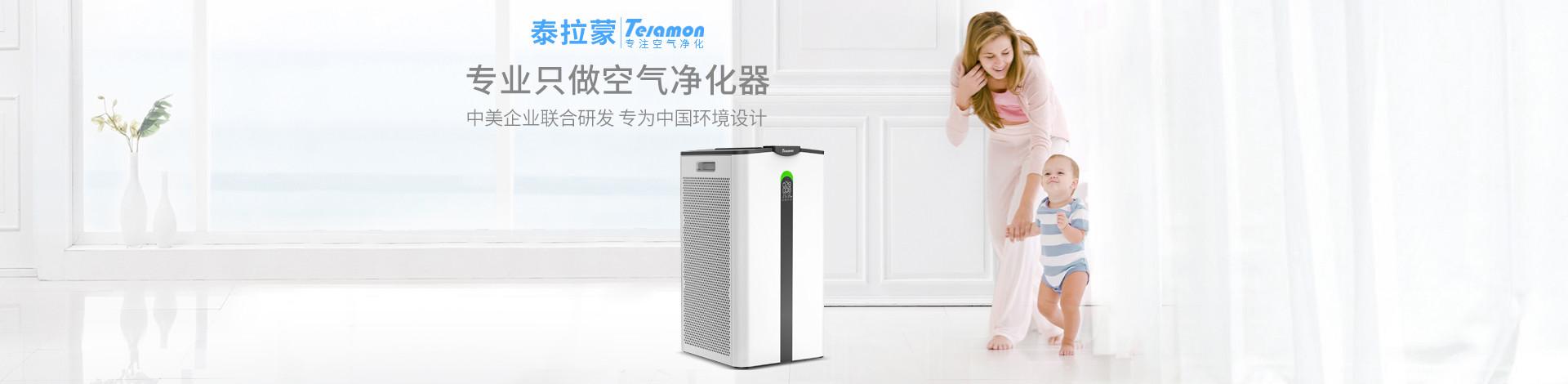 泰拉蒙空气净化器品牌介绍
